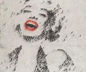 Marilyn Monroe, people, and art image