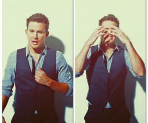 actor, babe, and channing tatum image