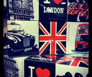 british, london, and england image