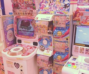 pink, japan, and cute image