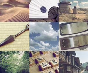 temari, shikamaru, and nara image