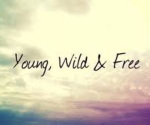young, free, and wild image