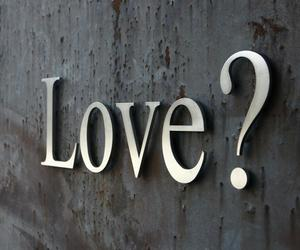 love and ? image