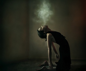 breath, ethereal, and surreal image