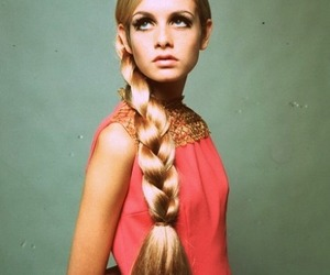 twiggy, model, and blonde image