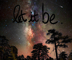 let it be image