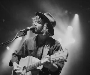 concert, singer, and angus stone image