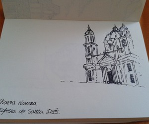 architecture, arquitectura, and church image