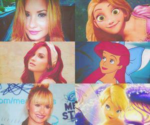demi lovato, princess, and demi image