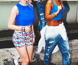 perrie edwards, leigh-anne pinnock, and Leigh image