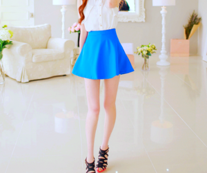 asian, ulzzang, and dress image
