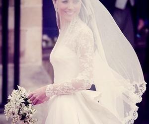 wedding, princess, and kate middleton image