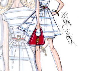 fashion, hayden williams, and illustration image