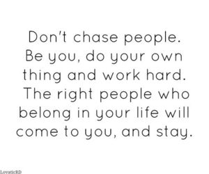 life, chase, and people image