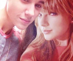 Taylor Swift, justin bieber, and justay image