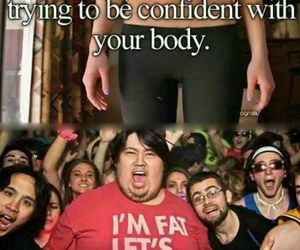 fat, funny, and body image
