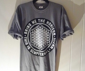 bring me the horizon, bmth, and sempiternal image