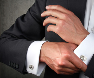 suit, man, and luxury image