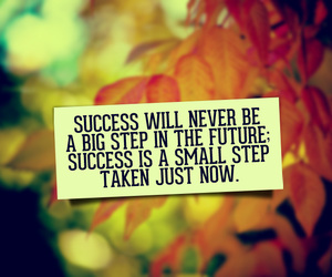 quote and success image