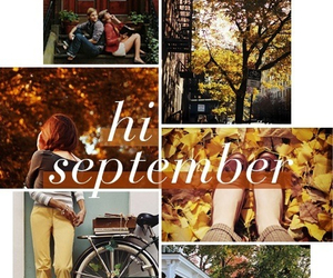 boy, September, and love image