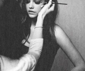 barbara palvin, model, and makeup image