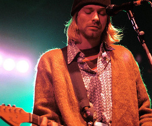 1994, kurt cobain, and concert image