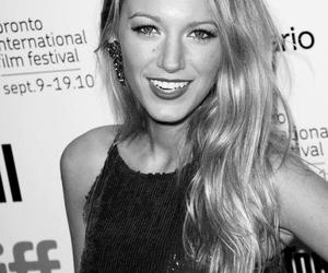 blake lively, fashion, and black and white image