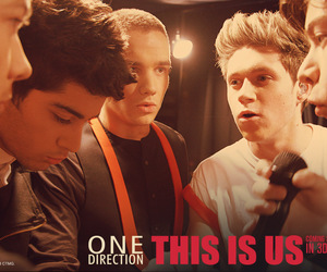 one direction, niall horan, and this is us image