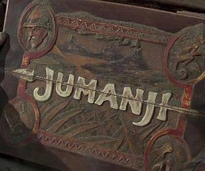 jumanji, movie, and game image