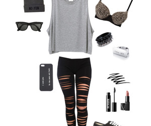 beanie, black, and clothes image