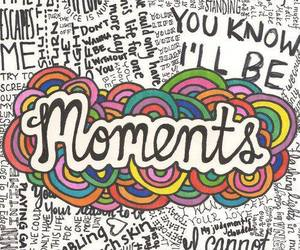 moment, one direction, and 1d image