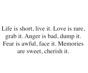 life, love, and quotes image