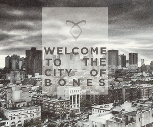bones, jace, and the mortal instruments image