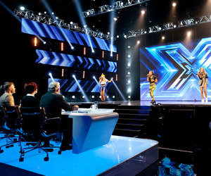 xfactor, the dolly rockers, and lucie kay image
