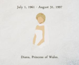 beautiful and princess diana image