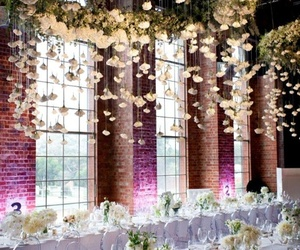 beautiful, decoration, and flowers image