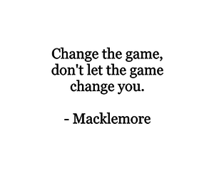 game, life, and qoute image