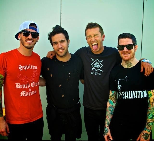 Pete Andy And Twenty One Pilots On We Heart It