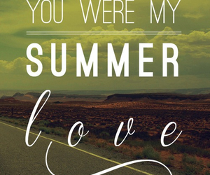 summer, love, and one direction image