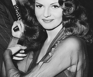 actress, old, and rita hayworth image