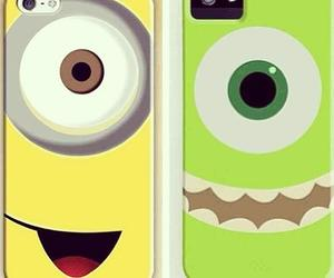 minions, cute, and monster inc image