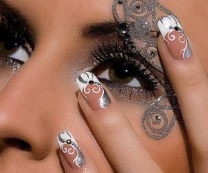 nails and makeup image