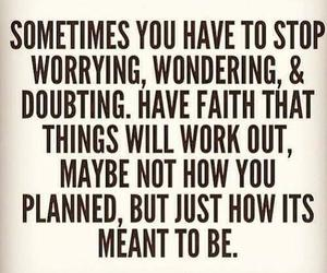 quote, faith, and life image