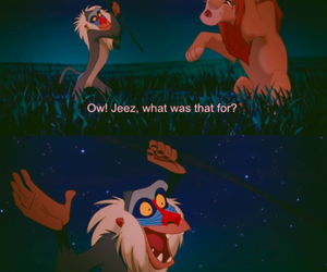 lion king, disney, and quote image