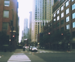 blur, building, and chicago image