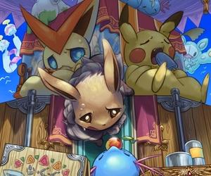 anime and pokemon image