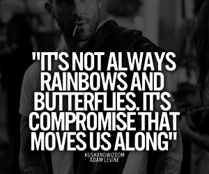 maroon 5, Lyrics, and quote image