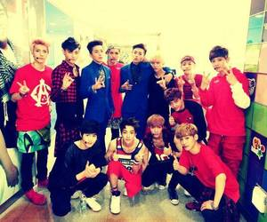 exo, tasty, and luhan image