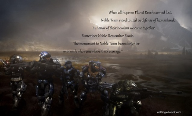 halo, quotes, and reach image