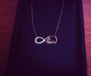 collier, Turkish, and infinity image